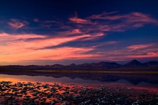 Sunset Salar #1