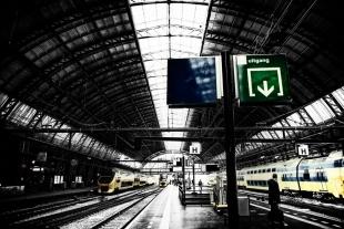 Yellow Train #4
