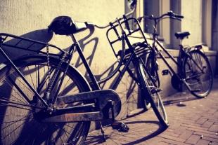 Sidewalk Bikes #1