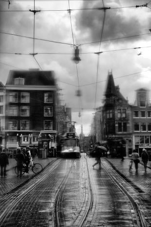 Blur of the Rain #1
