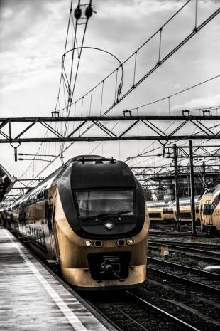 Yellow Train #2