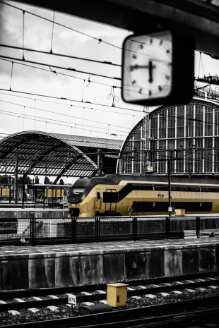 Yellow Train #1