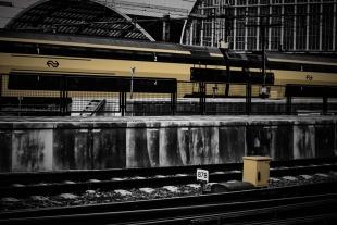 Yellow Train #3