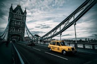 Car London Brigde #2