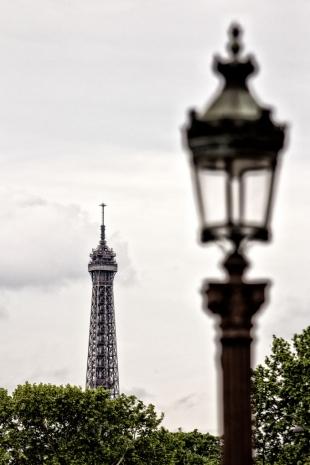 High Top Eiffel #1